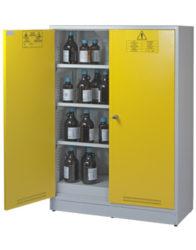 Шкаф для хранения кислот и оснований SAFETYBOX® A 120 NEW