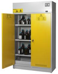Шкаф для хранения кислот и оснований SAFETYBOX® AA 120 NEW