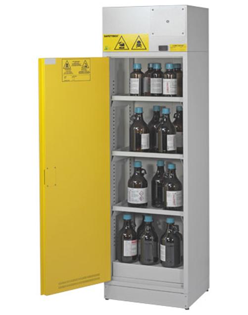Шкаф для хранения кислот и оснований SAFETYBOX® AA 600