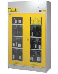 Шкаф для хранения кислот и оснований SAFETYBOX® AAW 120 NEW