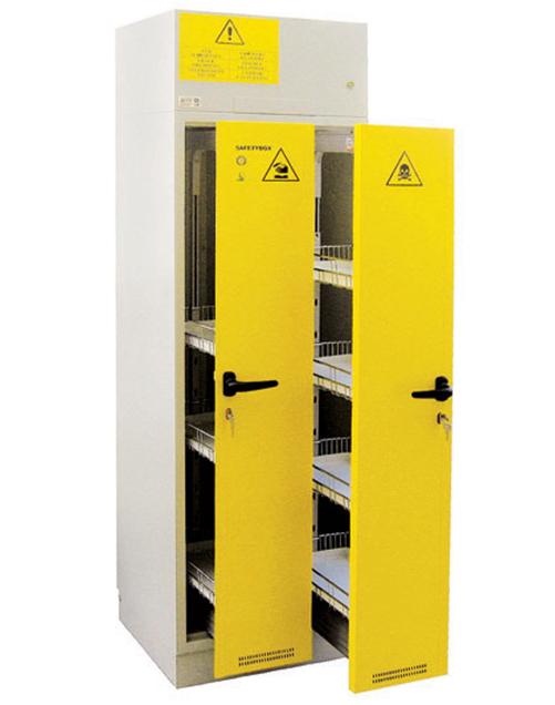 Шкаф для хранения кислот и оснований SAFETYBOX® AB 30/30 EST.