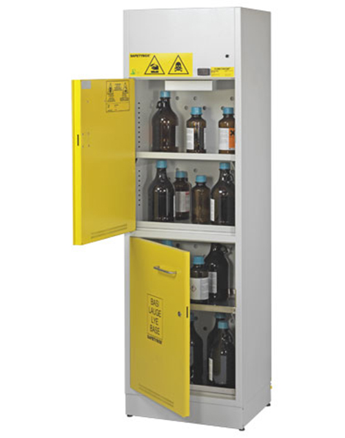 Шкаф для хранения кислот и оснований SAFETYBOX® AB 600