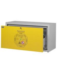 Шкаф подстольный (тумба) для хранения ЛВЖ SAFETYBOX® AC 1200/50 CM D