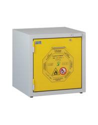 Шкаф подстольный (тумба) для хранения ЛВЖ SAFETYBOX® AC 600/50 CM