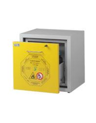Шкаф подстольный (тумба) для хранения ЛВЖ SAFETYBOX® AC 600/50 CM D