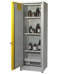 Высокий шкаф для хранения ЛВЖ SAFETYBOX® AC 600 CM
