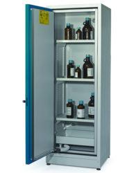 Высокий шкаф для хранения ЛВЖ SAFETYBOX® AC 600 S