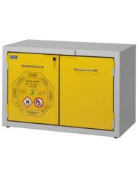 Шкаф подстольный (тумба) для хранения ЛВЖ SAFETYBOX® AC 900/50 CM