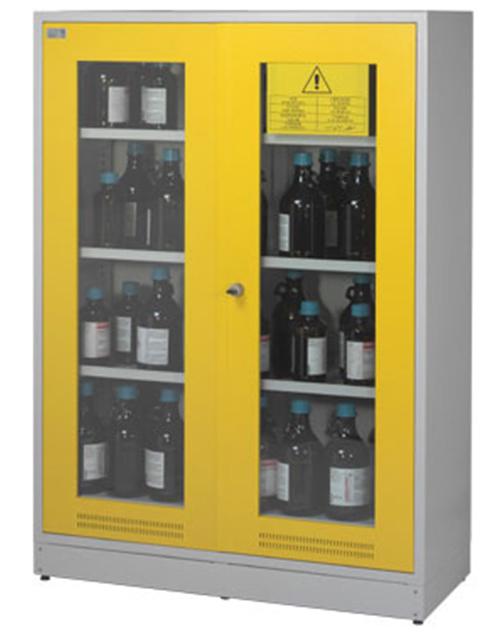 Шкаф для хранения кислот и оснований SAFETYBOX® AW 120 NEW