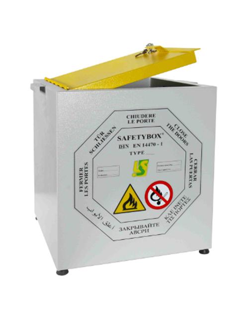 Шкаф подстольный (тумба) для хранения ЛВЖ SAFETYBOX® MINIBOX